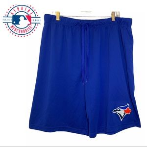 Genuine Merchandise Blue Jays Athletic Shorts